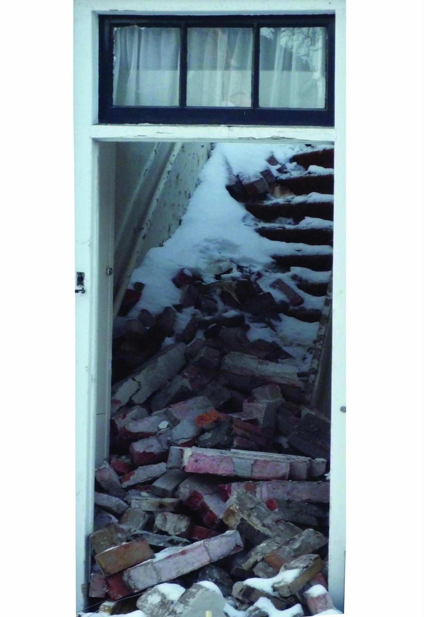 Stone Stair Bloemendaalse open deur I