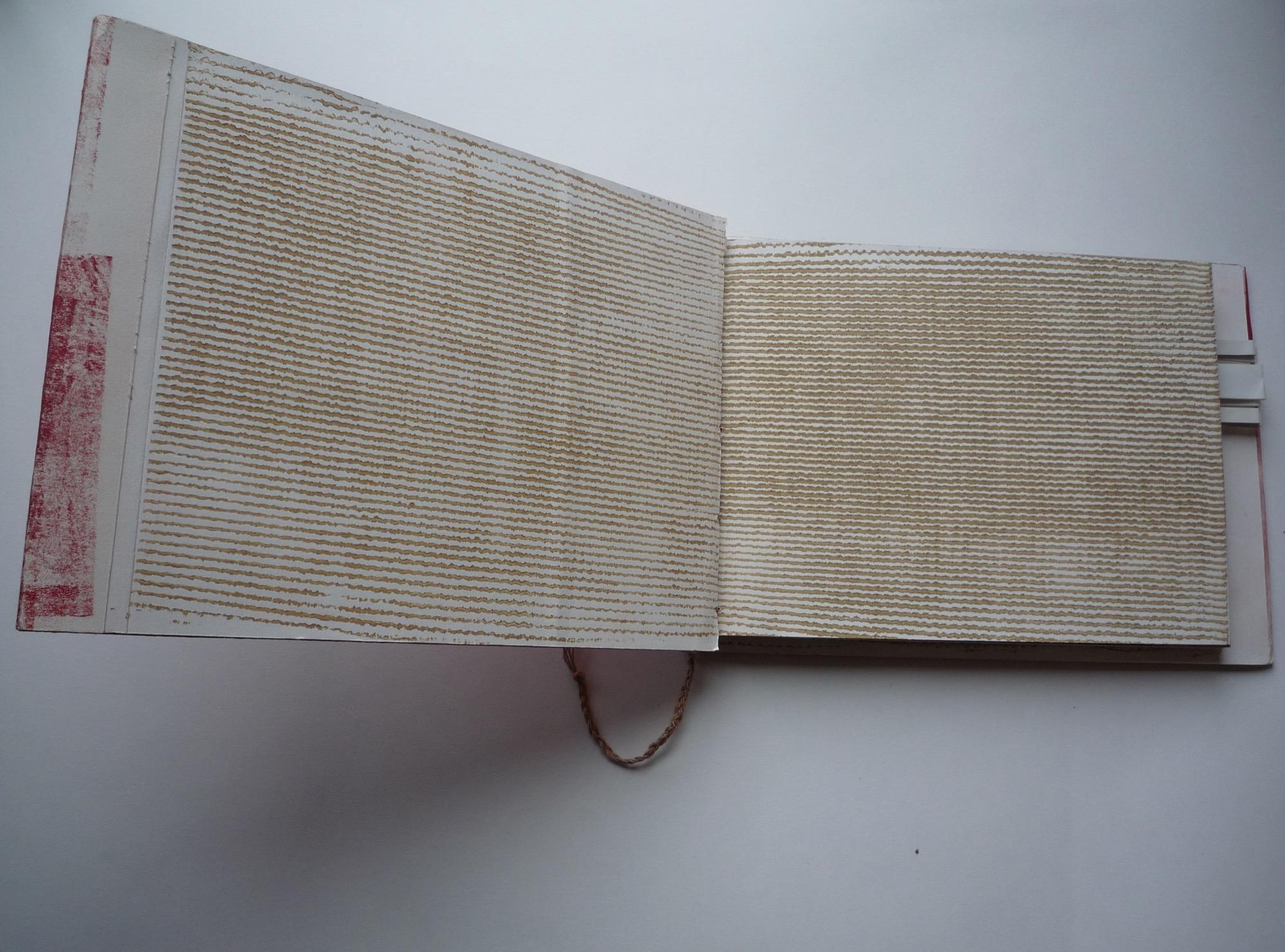 Popup boek De boodschappenlijst